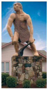 Grants Pass Caveman - Part of our history