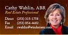Cathy Wahlin Real Estate