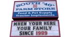 South 40 Farm Store – Uhaul