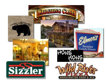 Grants Pass restaurants