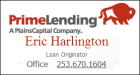 Prime Lending <br />Eric Harlington&#8221; /></a> </div> <div class=
