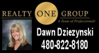 Gilbert AZ Area Homes for Sale - Dawn Dziezynski