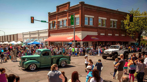 Pasco Relocation Guide - Downtown Pasco