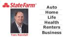 Tom Randall Insurance – State Farm