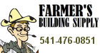 Farmer's Building, Feed & Garden Supply