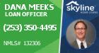 Enumclaw Home Loan Expert : Dana Meeks